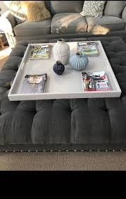 large ottoman tray coffee table tray