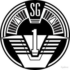 Stargate Vinyl Sticker Vinyl Decal Stargate Sg 1 Laptop Etsy