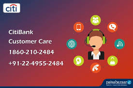 citibank customer care 24x7 toll free
