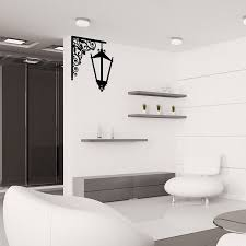 Lamp Wall Decal Wallstickers By Glix Color Black Dimensions Width X Height 50 X 50 Cm