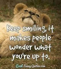 smiling quotes tumblr