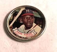 Topps 1964 Baseball Coin #83 Hank Aaron ... | WHITEFORD Gold, Coins,  Antiques, Jewlery, Apple Watch & iPods, 60's Baseball | K-BID