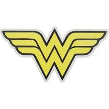 Classic Wonder Woman Peel And Stick Giant Wall Decals Bed Bath Beyond
