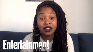 Dominique Fishback On Meryl Streep | Heroes Package | Entertainment Weekly  - YouTube