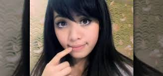 how to create anime eyes with makeup