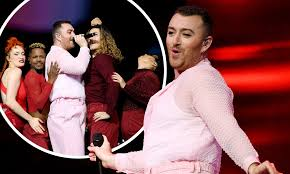 Sam Smith delivers lively performance at Capital's Jingle Bell ...