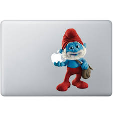 Stitch Color Macbook Decal Kongdecals Macbook Decals