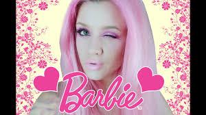 barbie makeup tutorial you