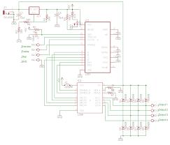 diy stepper controller schematic