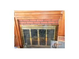 cottage fireplace surround soooooo ugly