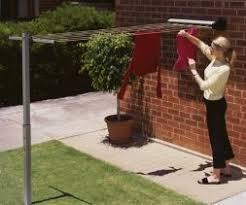 Hills Extenda 6 Retractable Clothesline Outdoor Washing Lines Washing Line Clothes Line