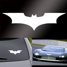 Bat Dark Knight Symbol Vinyl Car Laptop Graphics Window Sticker Decal Decor Aliexpress