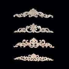 Cabinet Wood Carved Applique Decal Frame Onlay Furniture Decoration Accessory Home Cabinet Door Buy At A Low Prices On Joom E Commerce Platform