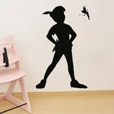 Wall Decal Peter Pan Cartoon Ship Pirates Hook Sticker Bedroom Kids Girls Boys Teenager Room Nursery Wall Decals For Baby L941 Wall Stickers Aliexpress