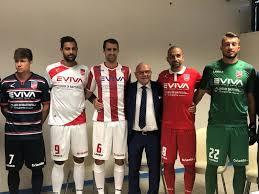 Serie C, Eviva nuovo main sponsor del Teramo Calcio LE NUOVE MAGLIE -  Ultime Notizie Cityrumors.it - News Ultima ora