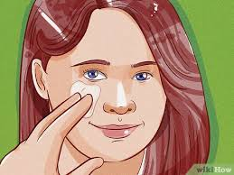 3 ways to apply makeup in middle