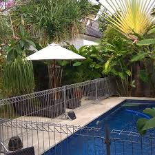 Temporary Pool Fence Hire Indie Friends Bali Nanny Equipment Hire Pool Fencing Facebook
