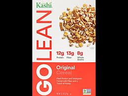 kashi go cereal nutrition facts لم يسبق