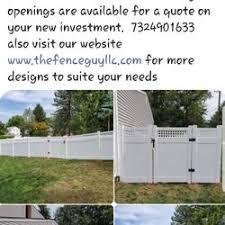 Fences Gates In Bound Brook Yelp
