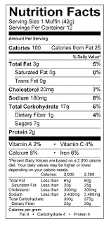 froot loops nutrition facts label