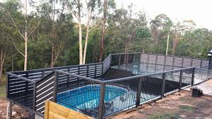 Pool Fencing Rubicab Projects Decks Fences Patios Granny Flats