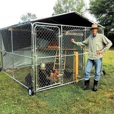 Dog Kennel Chicken Tractor Mother Earth News