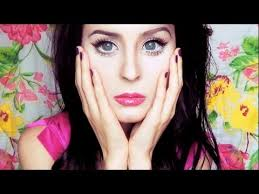 katy perry makeup tutorial by