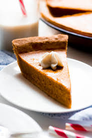 the ultimate healthy pumpkin pie amy