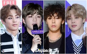 s kpop male idols eye makeup