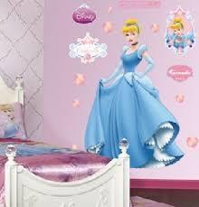 Princess Theme Bedroom Disney Princess Wall Decal Stickers
