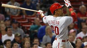 Aaron Altherr (OF, PHI) - Waiver Wire Pickups & Adds | RotoBaller
