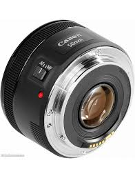 canon ef 50mm f 1 8 stm lens