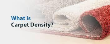 what is carpet density 50 floor