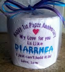 paper wedding anniversary ideas for him