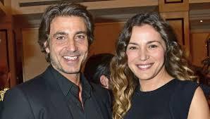 Who is Cristina D'Alberto Rocaspana, Daniele Liotti's partner
