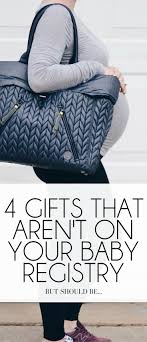 gifts that aren t on your baby registry