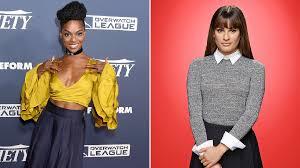 Lea Michele accused of making Glee's ...
