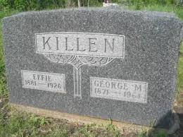 DOWNING KILLEN, EFFIE - Davis County, Iowa   EFFIE DOWNING KILLEN ...