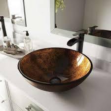 rustic vessel sinks bathroom sinks