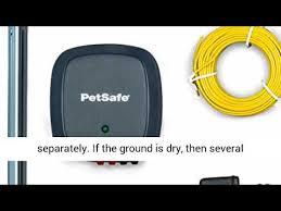Petsafe Wire Break Locator Underground Wire Break Detector For In Ground Pet Fences Youtube
