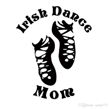 2020 Hot Sale For Irish Dance Mom Car Styling Decal Vinyl Sticker Dancer Dancing Jdm Car Accessories Graphics Decor From Xymy777 0 92 Dhgate Com