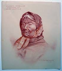 Holt Atherton Special Collections - Princess Angeline Daughter of Chief  Seattle
