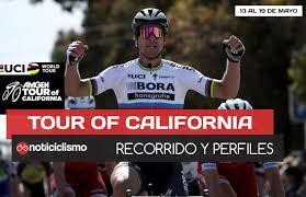tour de california 2018 recorrido