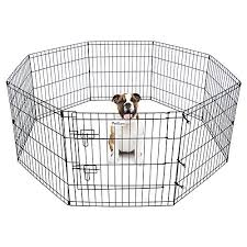 Pet Dog Playpen Foldable Puppy Exercise Buy Online In Dominica At Desertcart