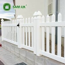 White Picket Fence Electric Gate Frame From China Manufacturer Sam Uk