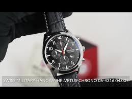 swiss military hanowa helvetus chrono