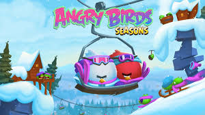Ski or Squeal' in Angry Birds Seasons' new Advent calendar episode