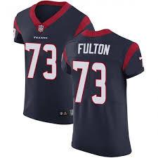 Nike Zach Fulton Houston Texans Elite Navy Blue Team Color Vapor  Untouchable Jersey - Men's