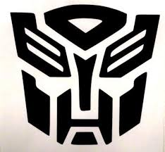 Autobot Transformers Funny Cool Car Truck Window Vinyl Decal Sticker 12 Colors Transformer Logo Autobots Logo Transformers