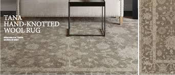tana grey rug 6x9 brand new wool 2995